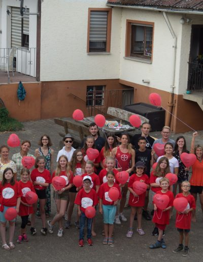 Bauer Katharina Gruppe Luftballons 70